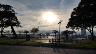Miércoles con sol, neblinas y pronóstico de temperatura primaveral