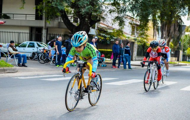 Se viene una importante competencia de ciclismo local