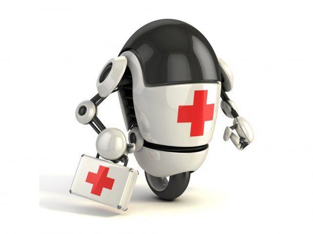 Un robot obtuvo alta puntuación en el examen nacional de medicina de China