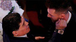 Messi: Quedó una charla pendiente con Maradona