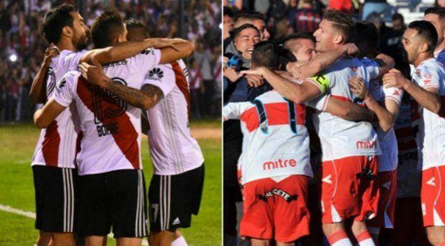 Cambió el horario del partido entre River y Morón por Copa Argentina