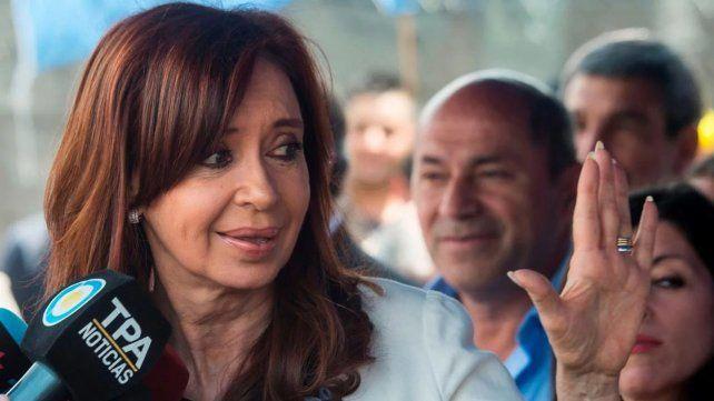 Cristina declarará hoy ante Ercolini en una causa por supuesto lavado de dinero