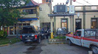 Dictaron la disponibilidad para los cuatro policías apresados el lunes en Barranquitas