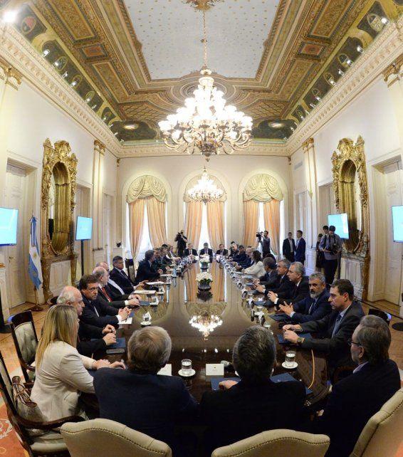 Lifschitz tras la reunión con Macri: Vamos a ver hasta dónde podemos acompañar estas iniciativas