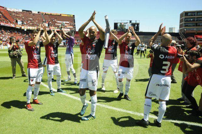 Colón, el segundo mejor equipo de 2017