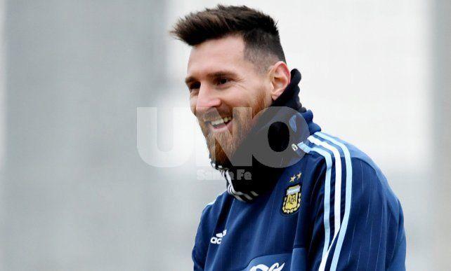 El cagazo de Messi