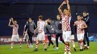 Croacia dio un gran paso hacia el Mundial