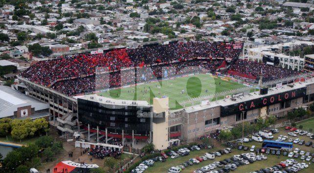 Colón tiene todo en orden para disputar la Copa Sudamericana 2018