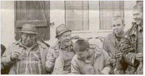 La foto antigua que se ha hecho viral por un detalle