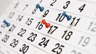 Sabías que esta semana tiene dos feriados inamovibles