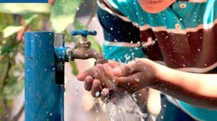 Agua: el gobierno autorizó el aumento del 18%