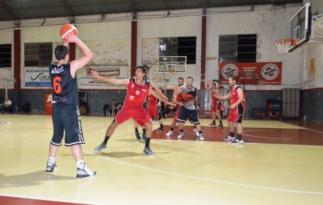 Rivadavia B y El Quillá pegaron primero en las semifinales