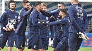 Italia sueña con llegar al Mundial