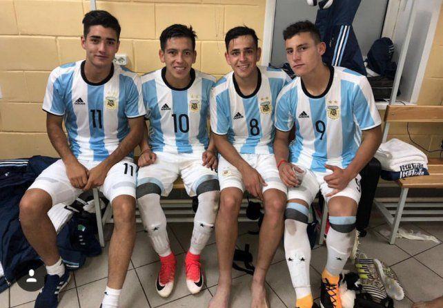 Crece en la Selección Argentina