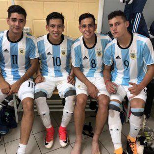 crece en la seleccion argentina