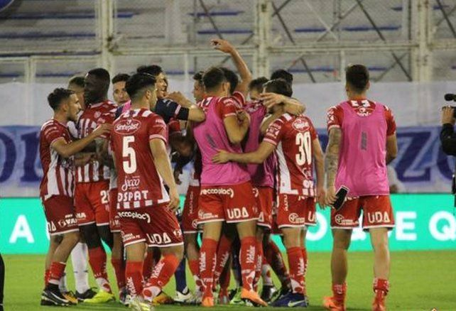 La Superliga eligió a dos jugadores de Unión en su equipo ideal