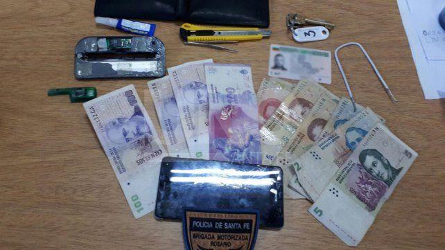 Detuvieron a un búlgaro cuando estaba robando un cajero automático
