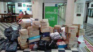 Comienza la campaña de reciclado de papel en la UNL