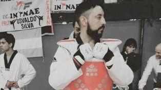Un campeón argentino de taekwondo quiso vender un riñón para pagar la fiesta de 15 de su hija