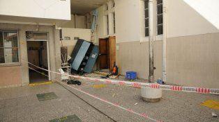 Explosión en el complejo Agustinos Recoletos
