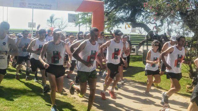 El Maratón Gladys Ebertta vibró con los mejores