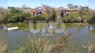 El estremecedor relato del policía que rescató a dos mujeres dentro de un auto bajo agua