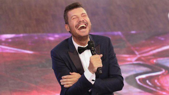 Tinelli sigue como figura de El Trece hasta 2019