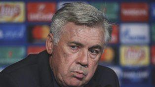 Ancelotti es uno de los candidatos a dirigir a Italia