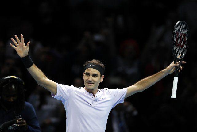 Federer y Zverev buscan un lugar en las semifinales del Masters