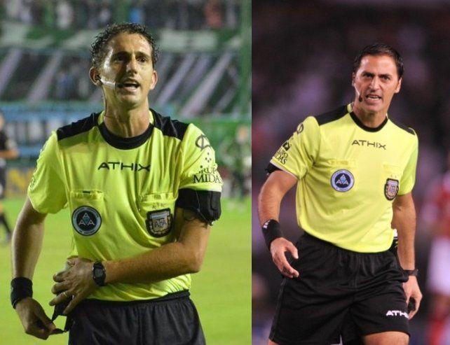 Están definidos los árbitros para los equipos santafesinos en la 9ª fecha de la Superliga
