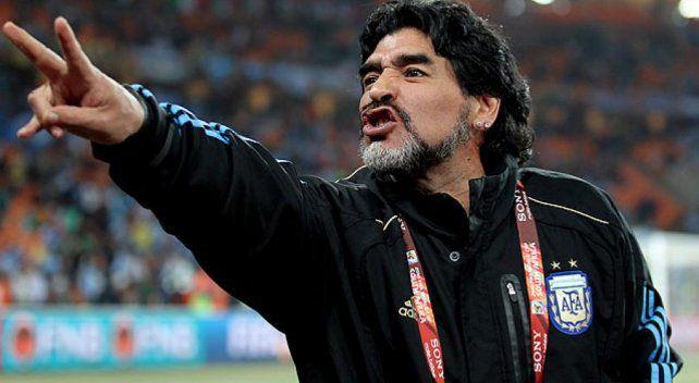 Estalló Maradona tras la derrota de Argentina y pidió volver