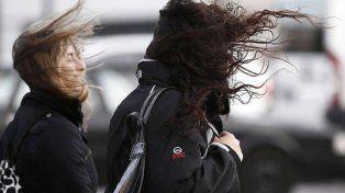 Alerta meteorológico por fuertes vientos con ráfagas