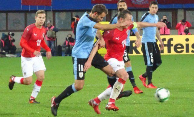 La selección uruguaya continúa en deuda
