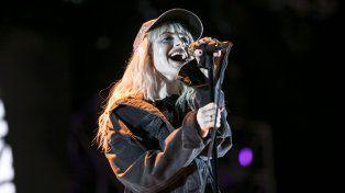Paramore activó las energías de todos los presentes en la noche de la primera jornada del Personal Fest