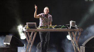 A pura rave: Fatboy Slim cerró el Personal Fest