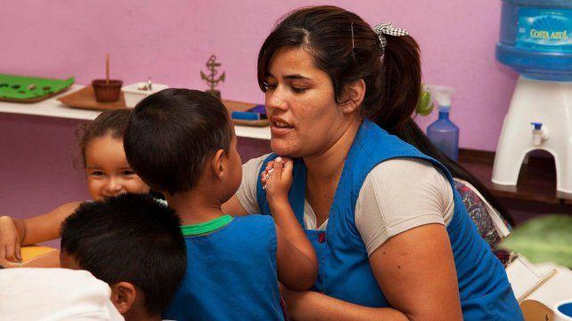 Los Centros de Cuidado Infantil fueron destacados por la OIT