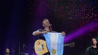 Coldplay homenajeó a Soda Stereo con la versión de De música ligera