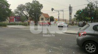 Las imágenes que dejó la tormenta de viento en Santa Fe