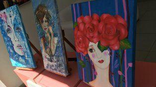 El Atelier de Candioti homenajea a las mujeres con sus obras