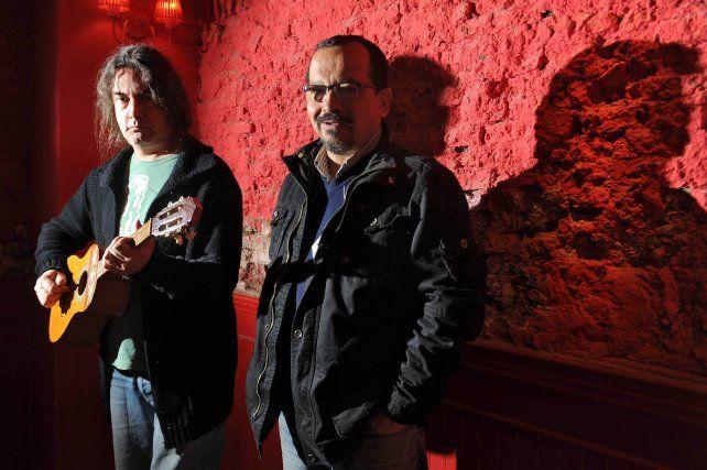 Detalle. Con el aporte del consagrado dúo cuyano Orozco-Barrientos (foto) y visitas internacionales