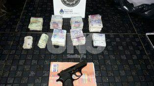 Desarticularon una banda narco que era dirigida desde la cárcel de Coronda
