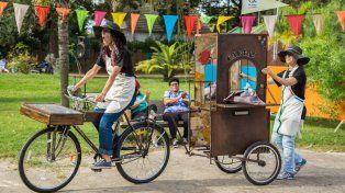 La Orden de la Bicicleta finaliza su viaje 2017 en Santa Fe