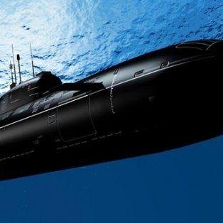 la armada busca a un submarino con 44 tripulantes con el que se perdio contacto hace 48 horas