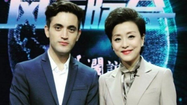 ¿Quién es el santafesino que triunfa en la televisión china?