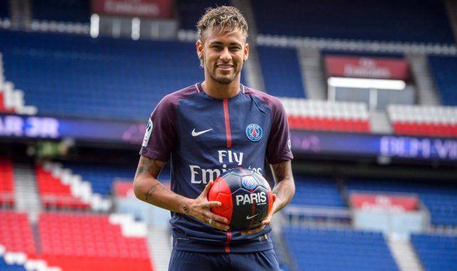 Neymar hace el bolso y se muda de París
