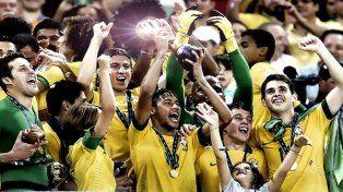 ¡Brasil será el nuevo campeón del mundo!