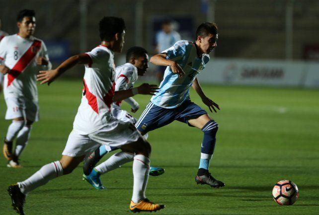 La Sub 15 se metió en la final y definirá el Sudamericano ante Brasil