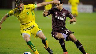Lanús visita a Defensa con la cabeza en la Copa Libertadores
