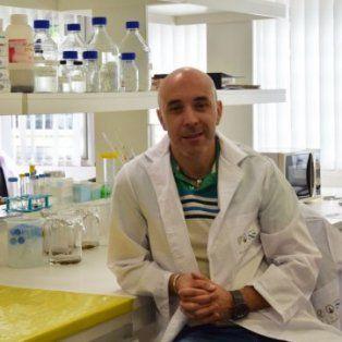 un santafesino integra un equipo que descubrio un gen que puede suprimir tumores