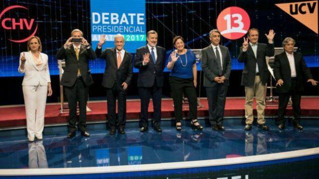 Chile elige presidente entre 8 candidatos con Sebastián Piñera como favorito